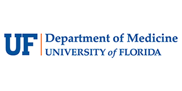 University of Florida Department of Medicine logo