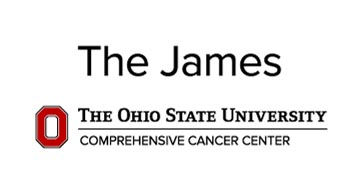 The Ohio State University Comprehensive Cancer Center (SUCCC-James) logo