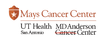 Mays Cancer Center at UT Health San Antonio MD Anderson logo