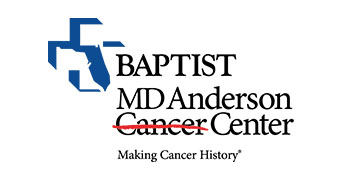Baptist MD Anderson Cancer Center logo
