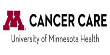 Univesity of Minnesota Health Cancer Care logo