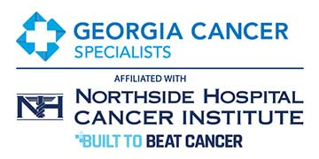 Georgia Cancer Specialists logo