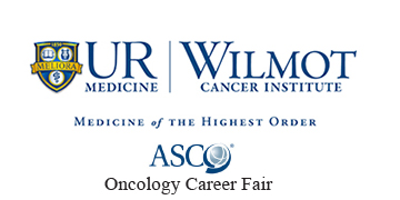 University of Rochester  James P. Wilmont Cancer Center logo