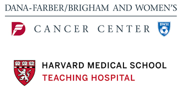 Dana-Farber Cancer Institute and the Department of Medicine at Brigham and Women's Hospital  logo